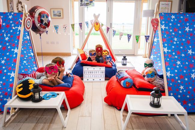 Kidderminster Woman Launches Slumbertime Sleepovers Parties