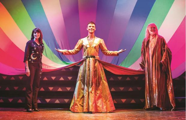 Worcester News: Joseph and the Amazing Technicolor Dreamcoat runs at Birmingham Hippodrome from July 2 to 13. Pic - Birmingham Hippodrome