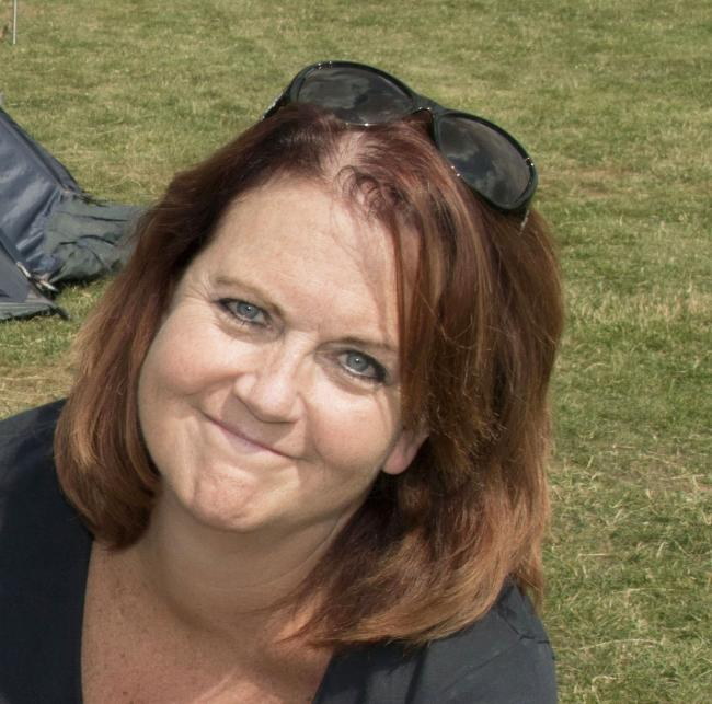 CONCERNED: Headteacher of Kempsey Primary School, Bryony Baynes. Picture Martin Humby