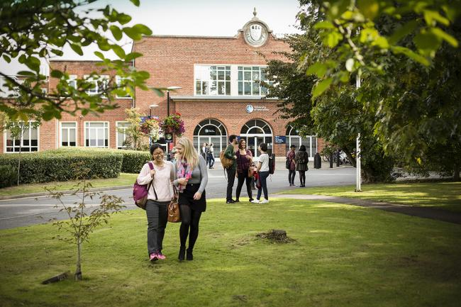 PRAISE: The University of Worcester has been shortlisted for Six Awards, including University of the Year, at Oscars of Higher Education