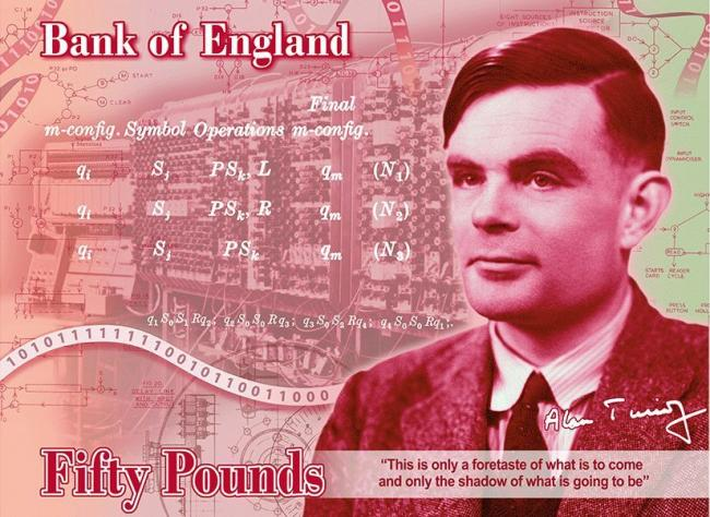 NEW NOTE: What the new £50 note could look like. Picture: BANK OF ENGLAND