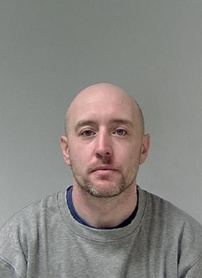 JAILED: Scott Green. Photo: West Mercia Police