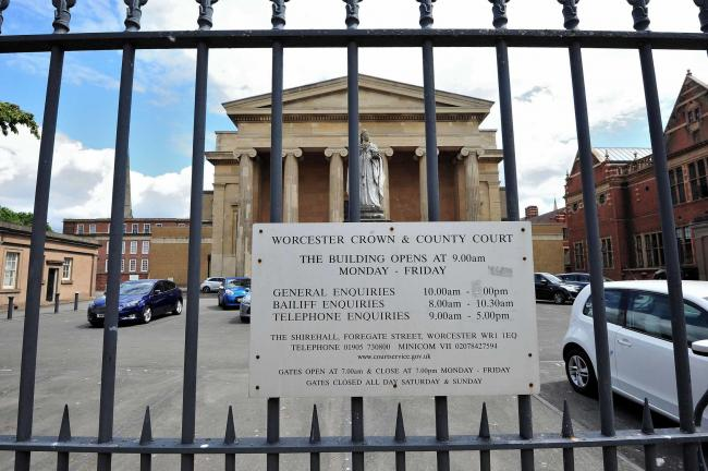 Worcester Crown Court
