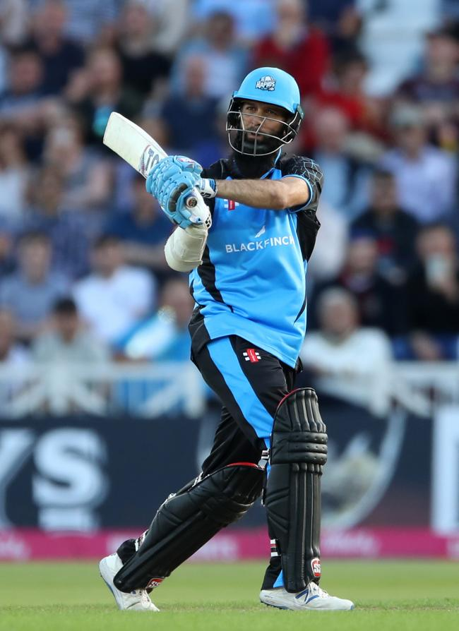 Moeen Ali. Picture: Tim Goode/PA Wire/PA Images
