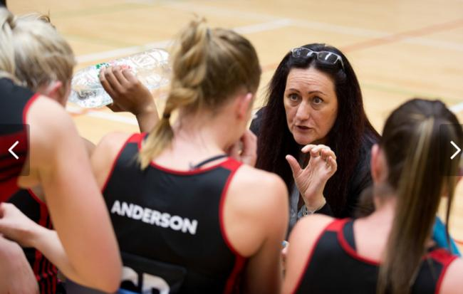 New Severn Stars head coach Melissa Bessell. Picture: NORTHUMBRIA UNIVERSITY