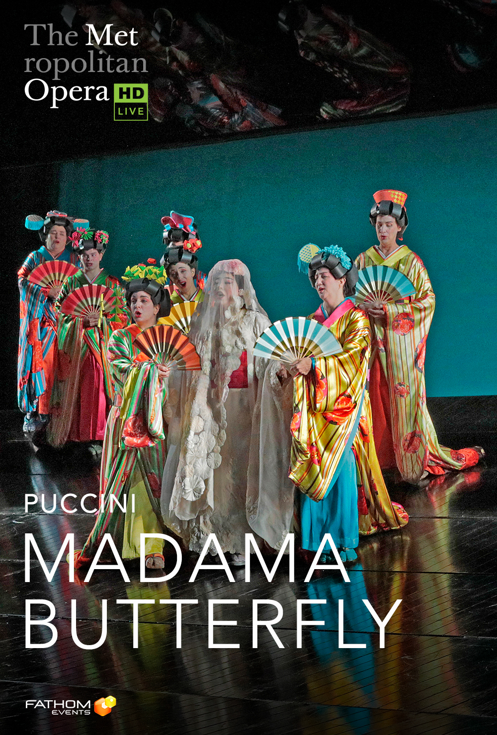 Live from New York Met: Madama Butterfly