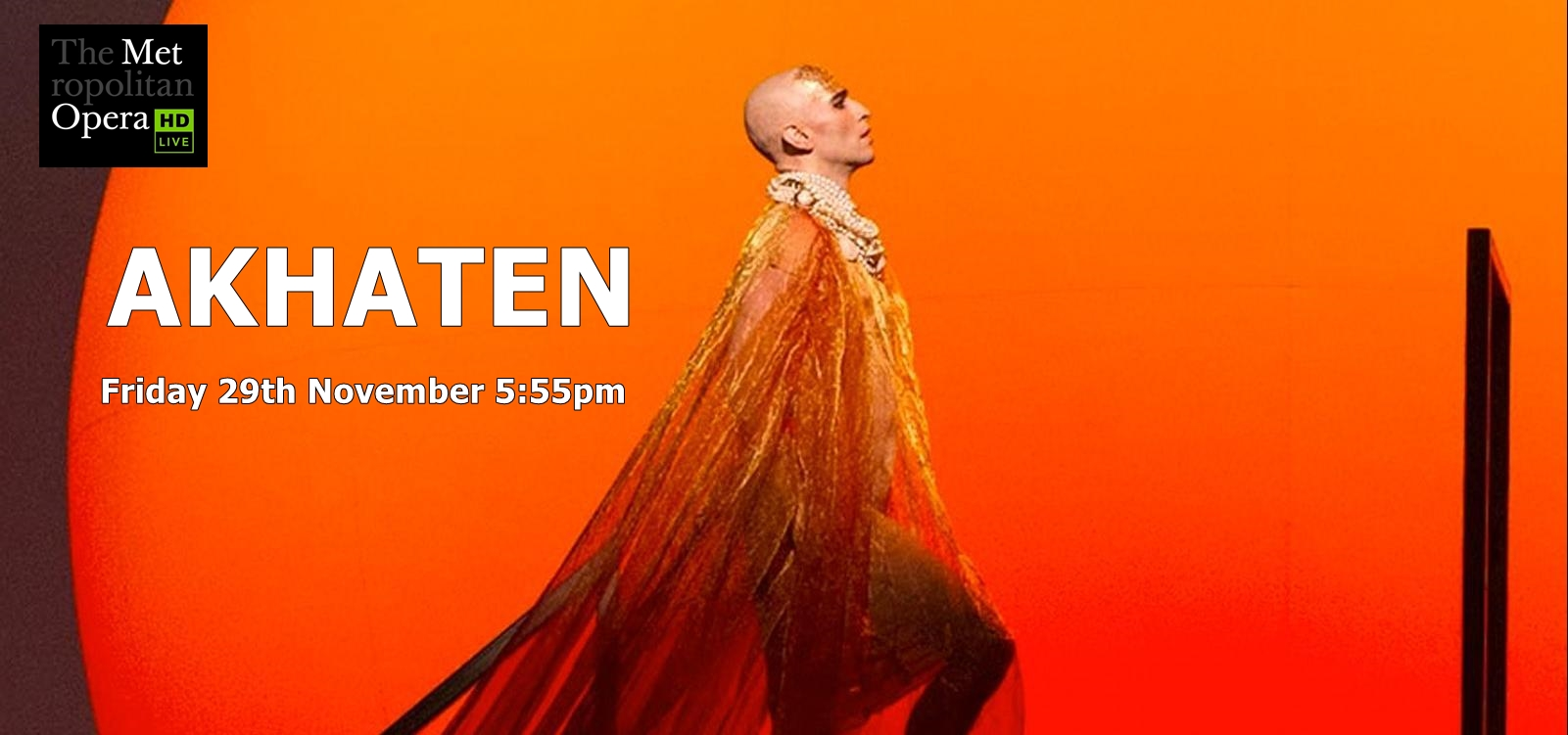 New York Met On Screen: Akhnaten