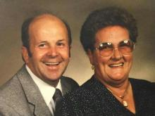Ron and Elsie Clee