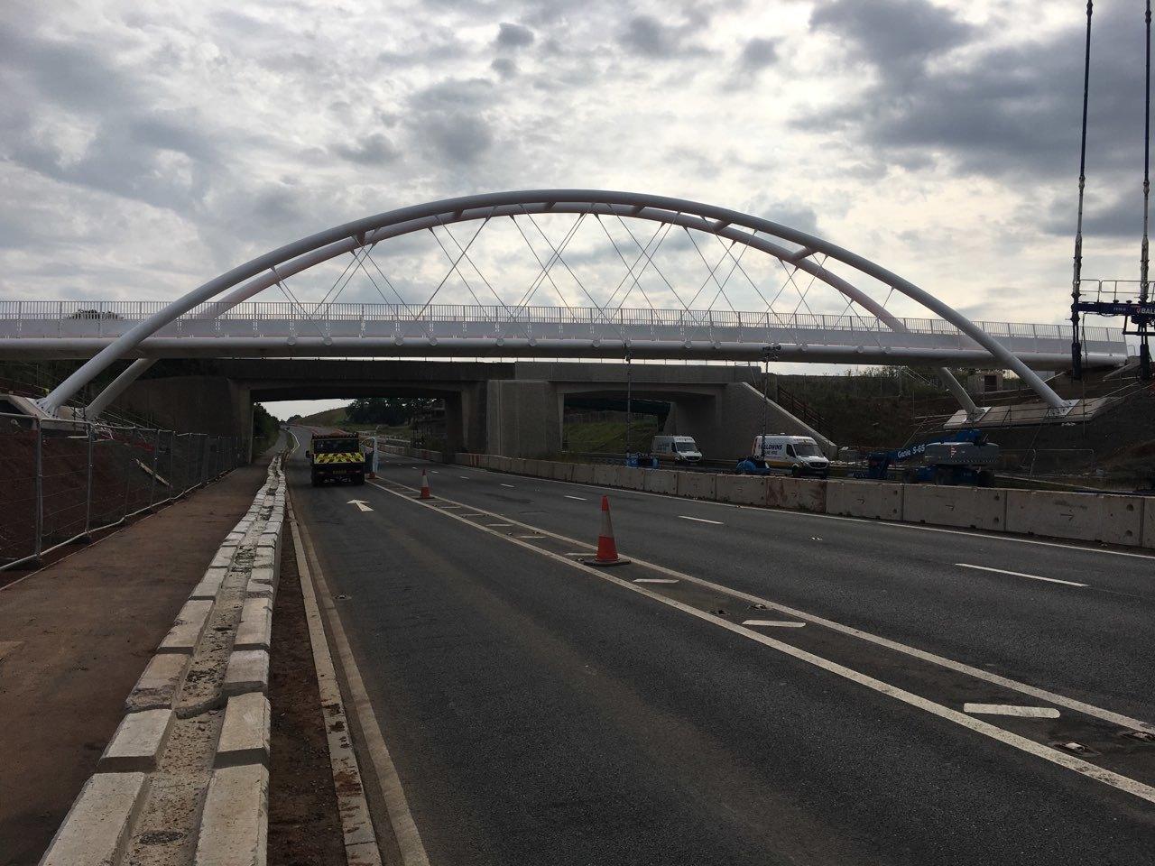 GREEN MATTERS: A4440 Crookbarrow Way bridge can help build cycle use