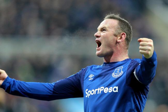 Wayne Rooney is in talks about a return to English football with Derby.