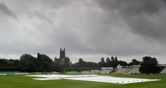 Rain at Blackfinch New Road. Picture: David Davies/PA Archive/PA Images