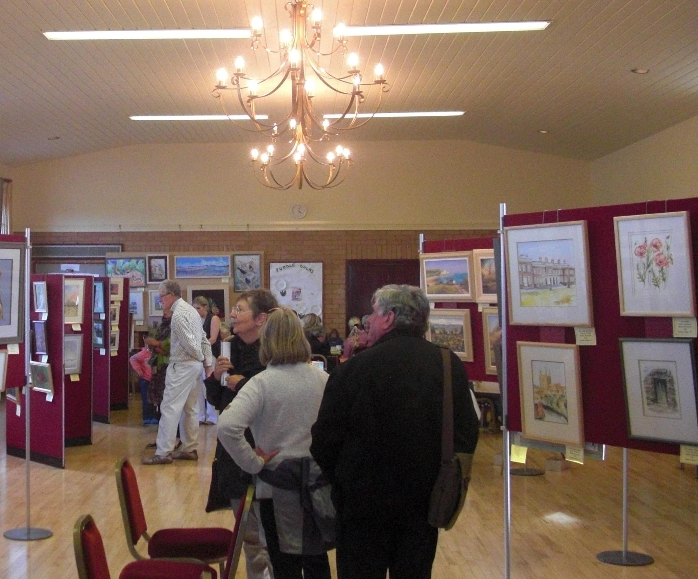 Annual Art Exhibition