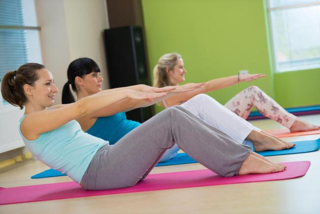 New pilates sessions are coming to Catshill.