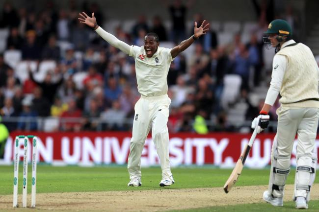Jofra Archer has given England the perfect platform in the third Test