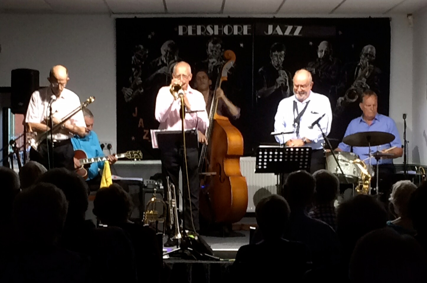 Pershore Jazz Club - Graham Smith's Jazz Allsorts