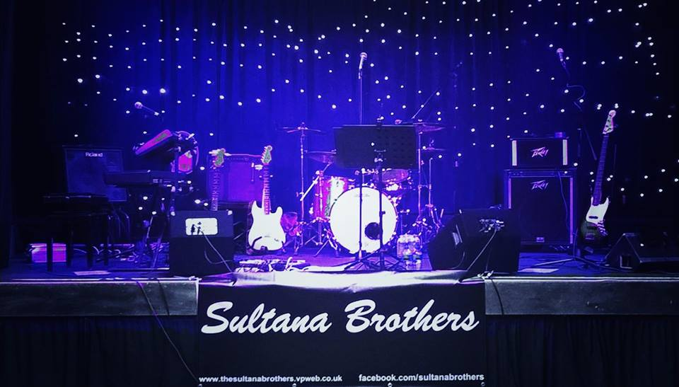 The Sultana Brothers