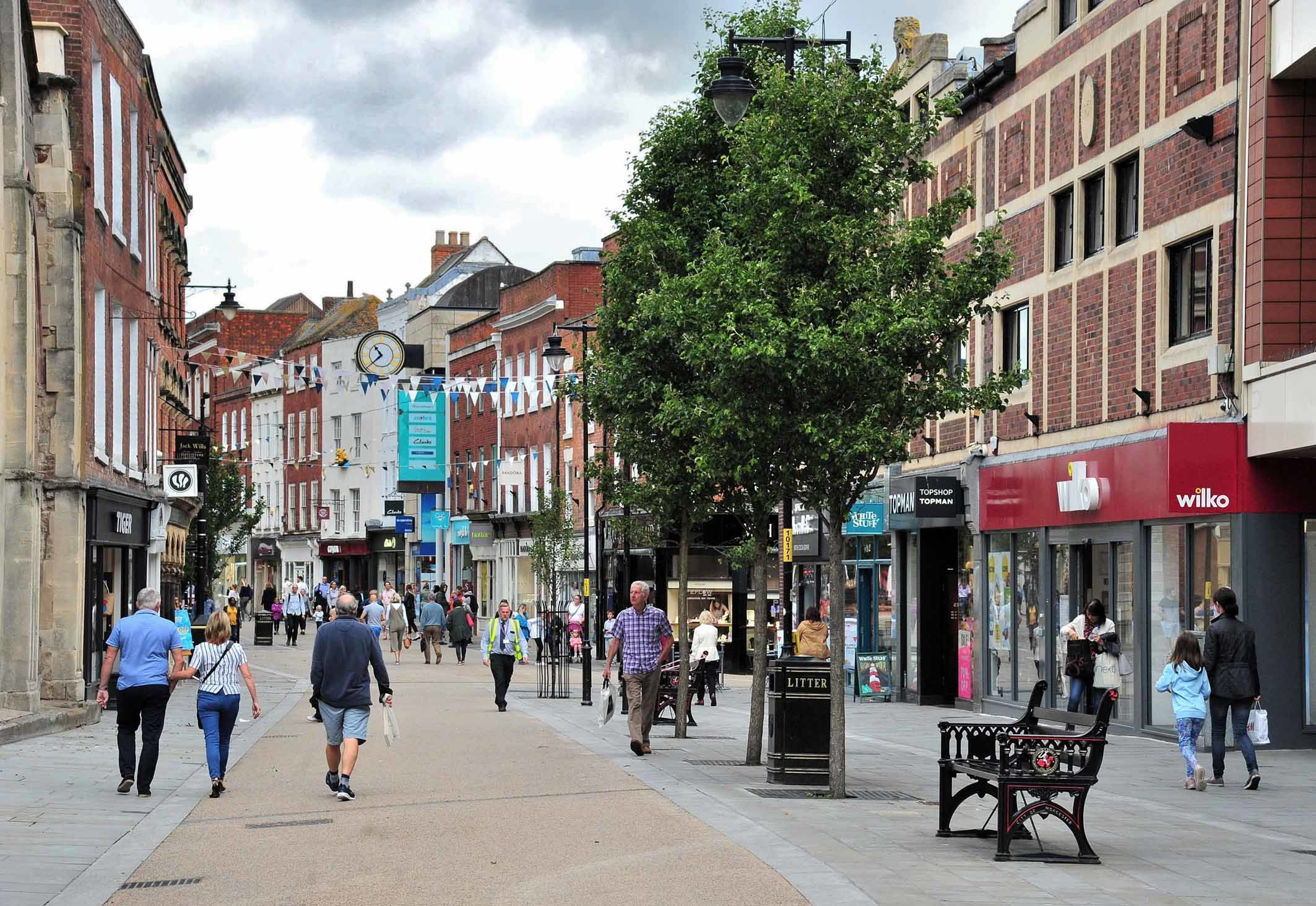 More new businesses were formed in Worcestershire last year than any other year