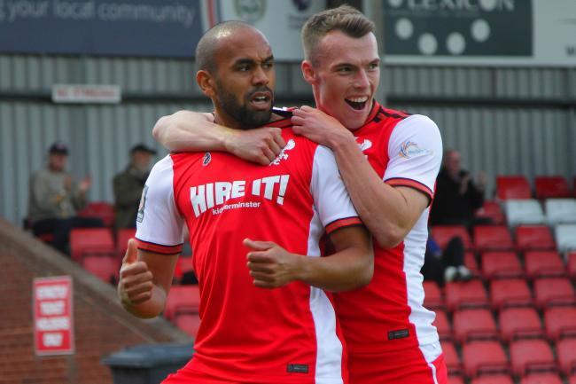Harriers and Spennymoor share spoils