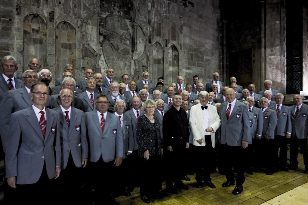 Worcester Male Voice Choir concert