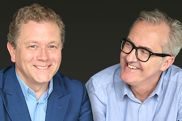 Jon Culshaw & Bill Dare