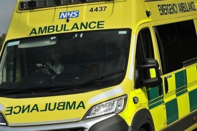 AMBULANCE: West Midlands Ambulance Service