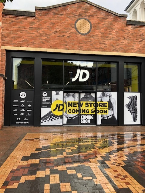 CLOSED] Competition: Win trainers for a year with JD Sports