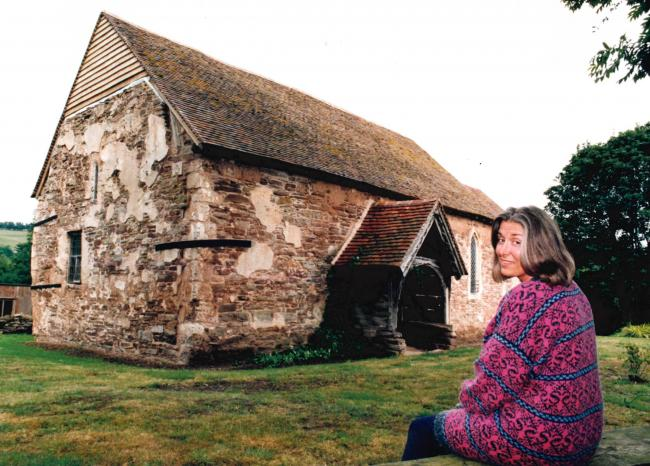 TODAY'S picture from the Worcester News archives dates back to 1995 when the paper ran a feature on the old St Bartholomew's Church at Lower Sapey. A replacement church had been built nearby in the 1870s and the disused building became an apple st