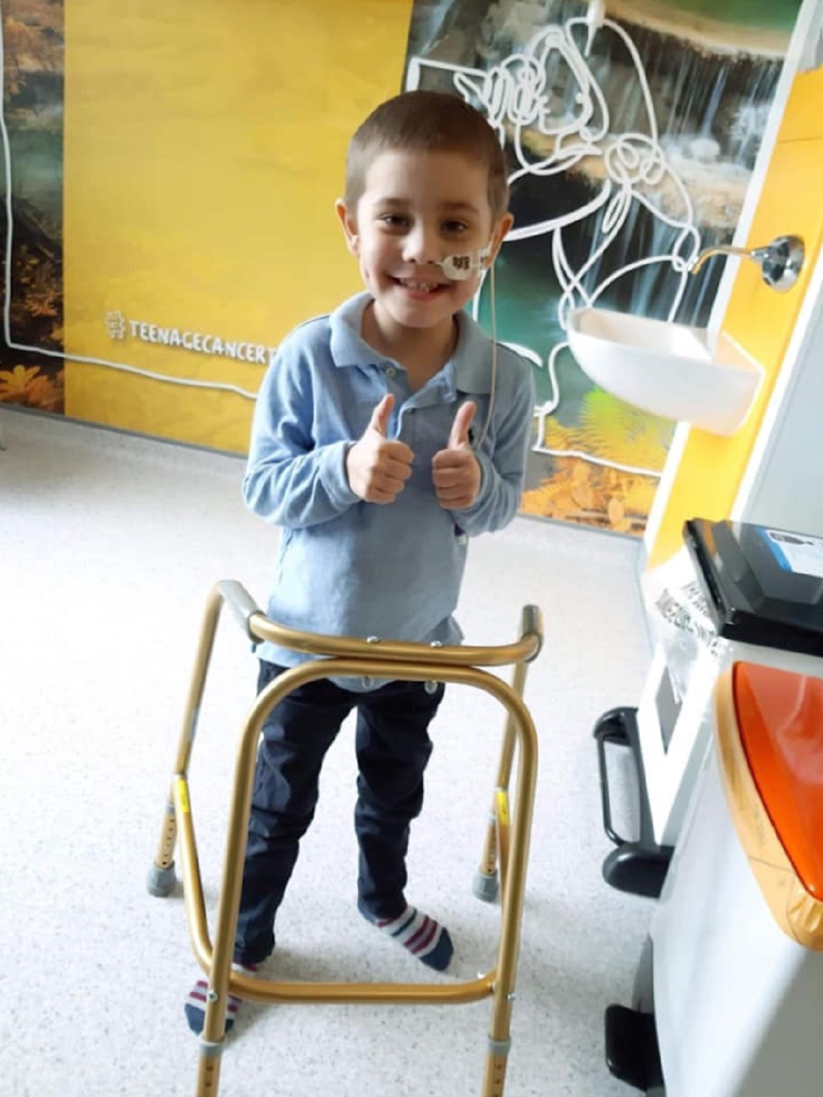 'We want Oscar's story to help other children too' - Saxelby-Lee family's new plea