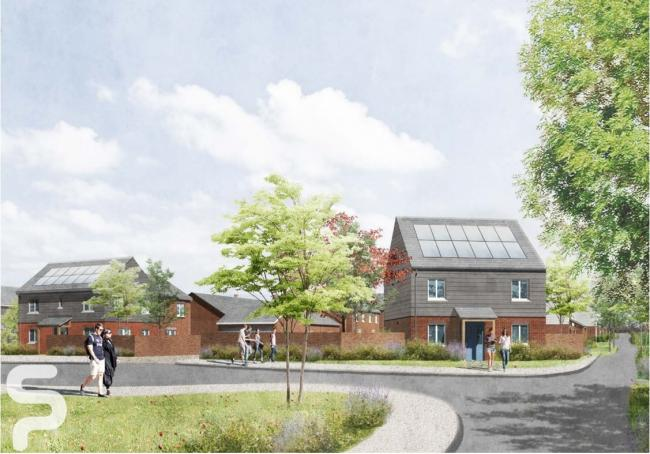APPROVED: A plan to build 75 solar homes in Pershore was approved