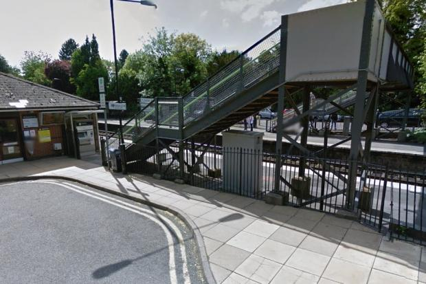 DEAD: Man struck by train near to Droitwich Spa train station