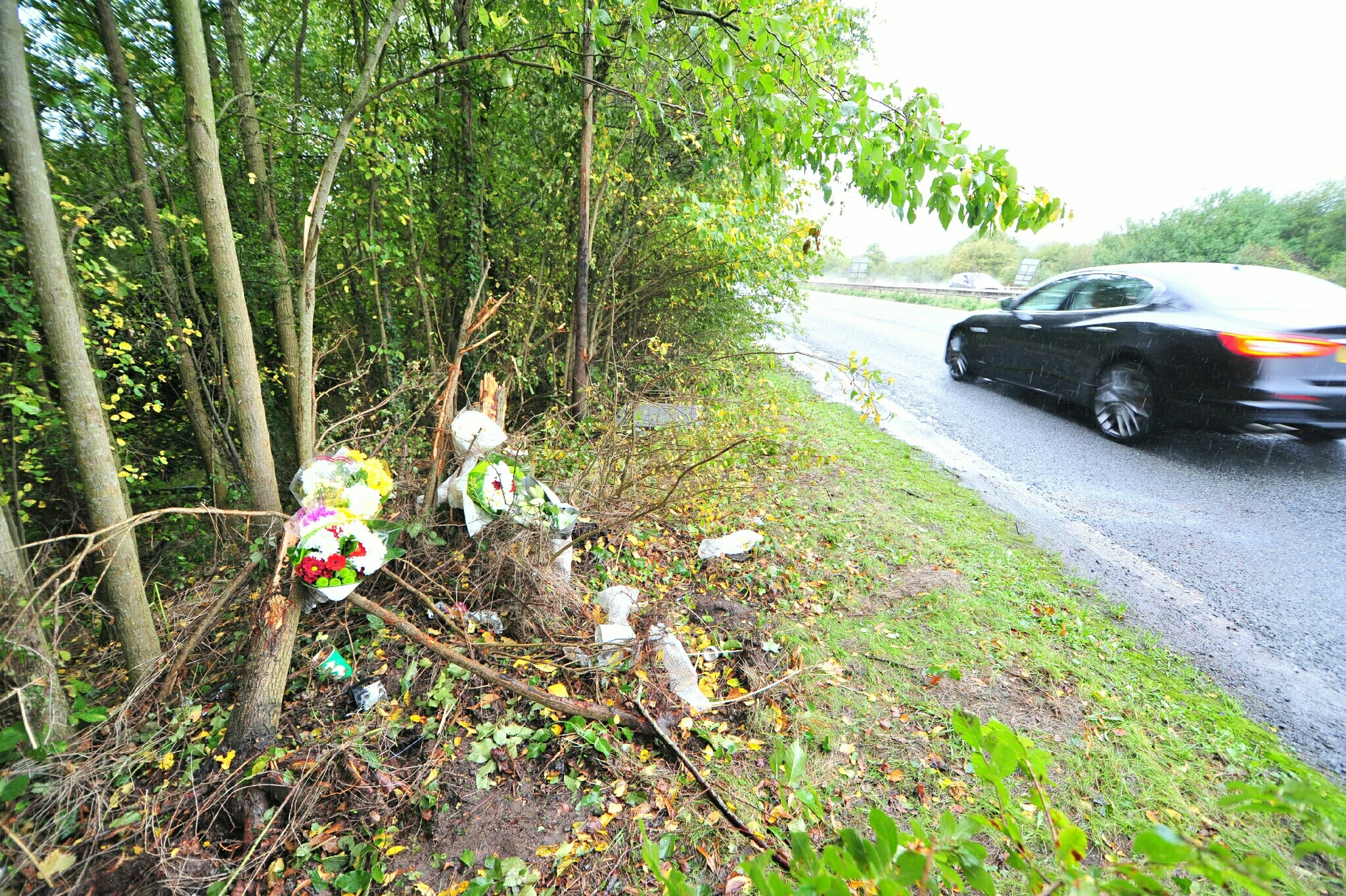 Inquest opens into motorcyclist who died following crash on A449 Worcester