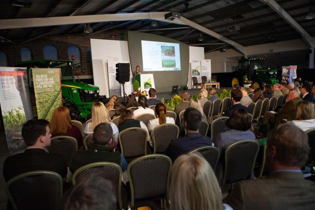 FARMING: This year's Three Counties Farming Conference is being held on November 14. Pic. Stuart Purfield