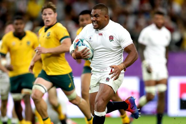 Kyle Sinckler starred as England won their quarter-final with Australia