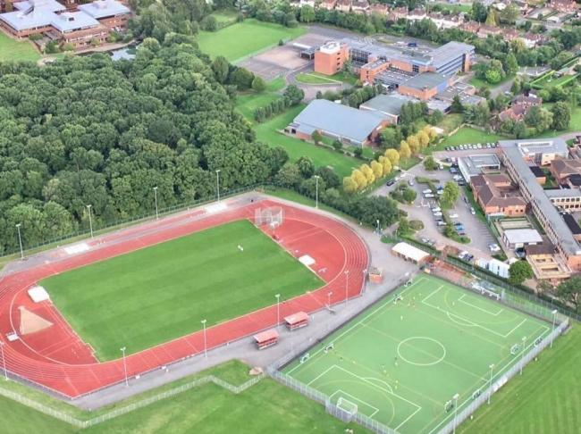 Nunnery Wood Sports Complex. Picture: NUNNERY WOOD SPORTS COMPLEX'S FACEBOOK PAGE