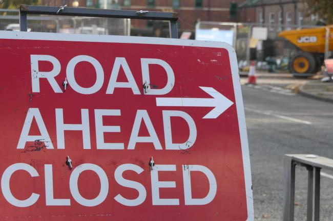 A number of road and lane closures are set to take place over the next few weeks in Worcester