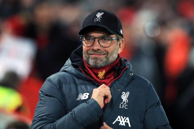 Klopp not feeling pressure as Liverpool open up huge lead in title ...