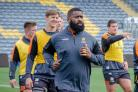 Ropate Rinakama. Picture: WORCESTER WARRIORS
