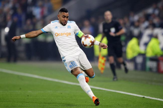 Marseille's Dimitri Payet is looking forward to Sunday's clash with Lyon