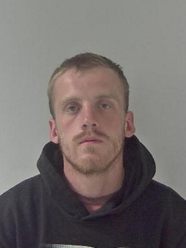 CHANCE: Blake Holley. Photo: West Mercia Police