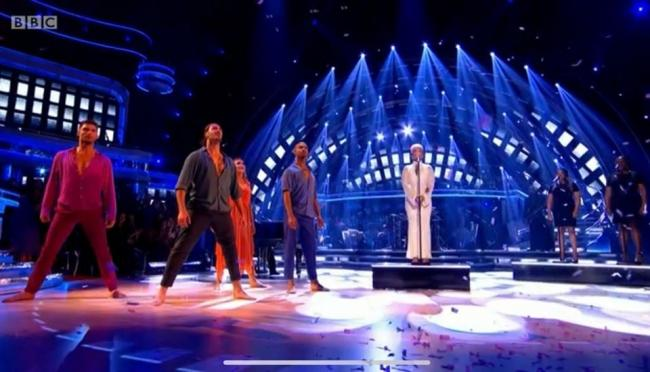 DIVERSITY: Strictly Come Dancing has said they're 'completely open' to having same-sex couples perform in the future. PHOTO: Screenshot from BBC