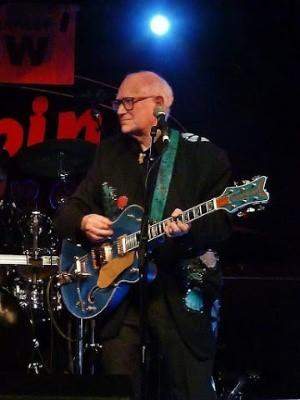 Pete Boddis at Huntingdon Hall - Worcester News