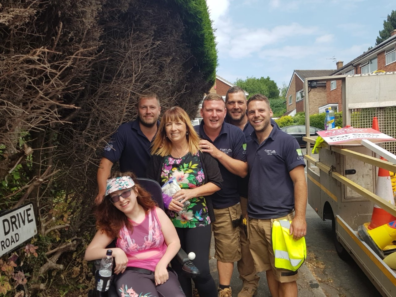 Window firm from Malvern helps make family's dream come true on DIY SOS