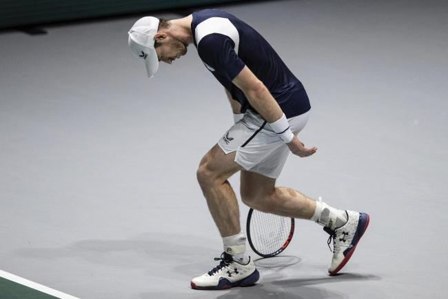 Andy Murray struggled to victory over Tallon Griekspoor