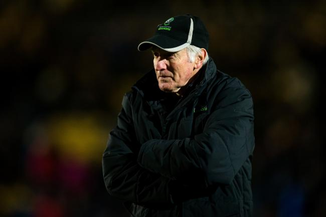 Worcester Warriors director of rugby Alan Solomons - PIC: Rogan/JMP