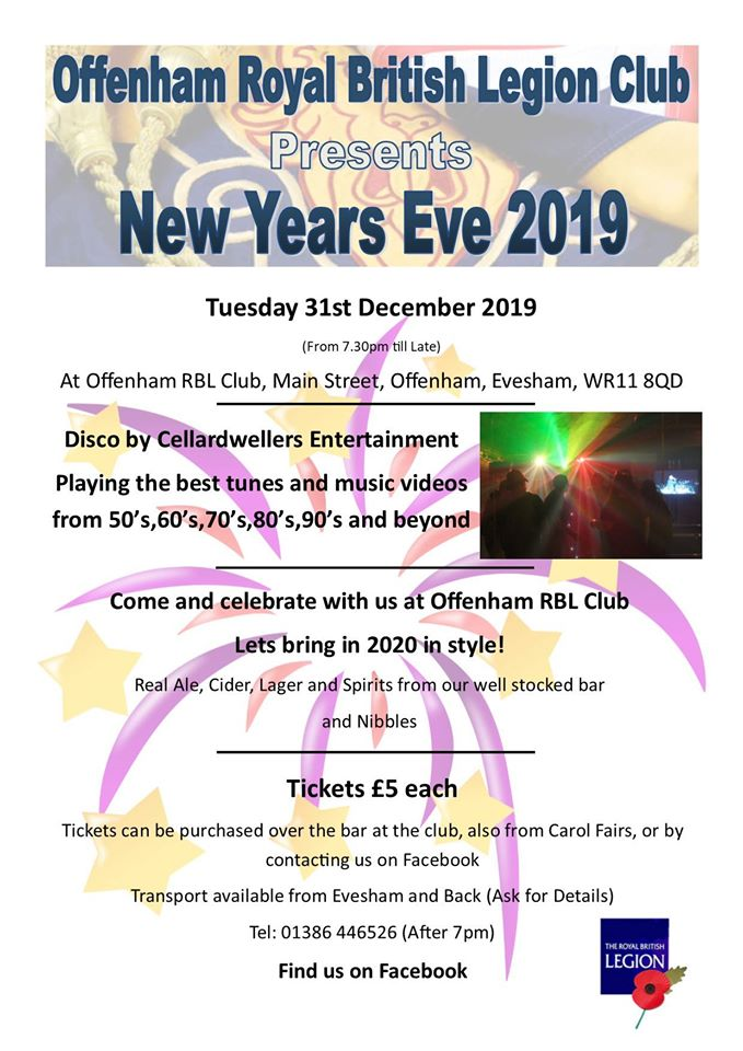New Years Eve Party 2019