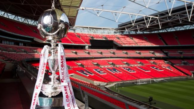 Home ties for county sides in FA Trophy draw