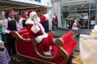 VISIT: Santa visiting children and adults in Worcester
