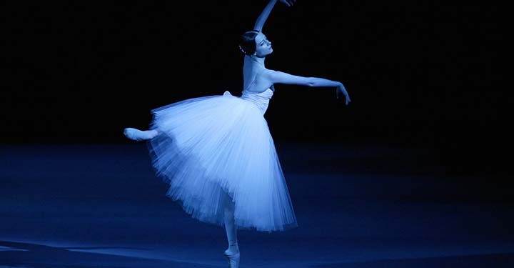 Giselle, Live from the Bolshoi Theatre, Moscow