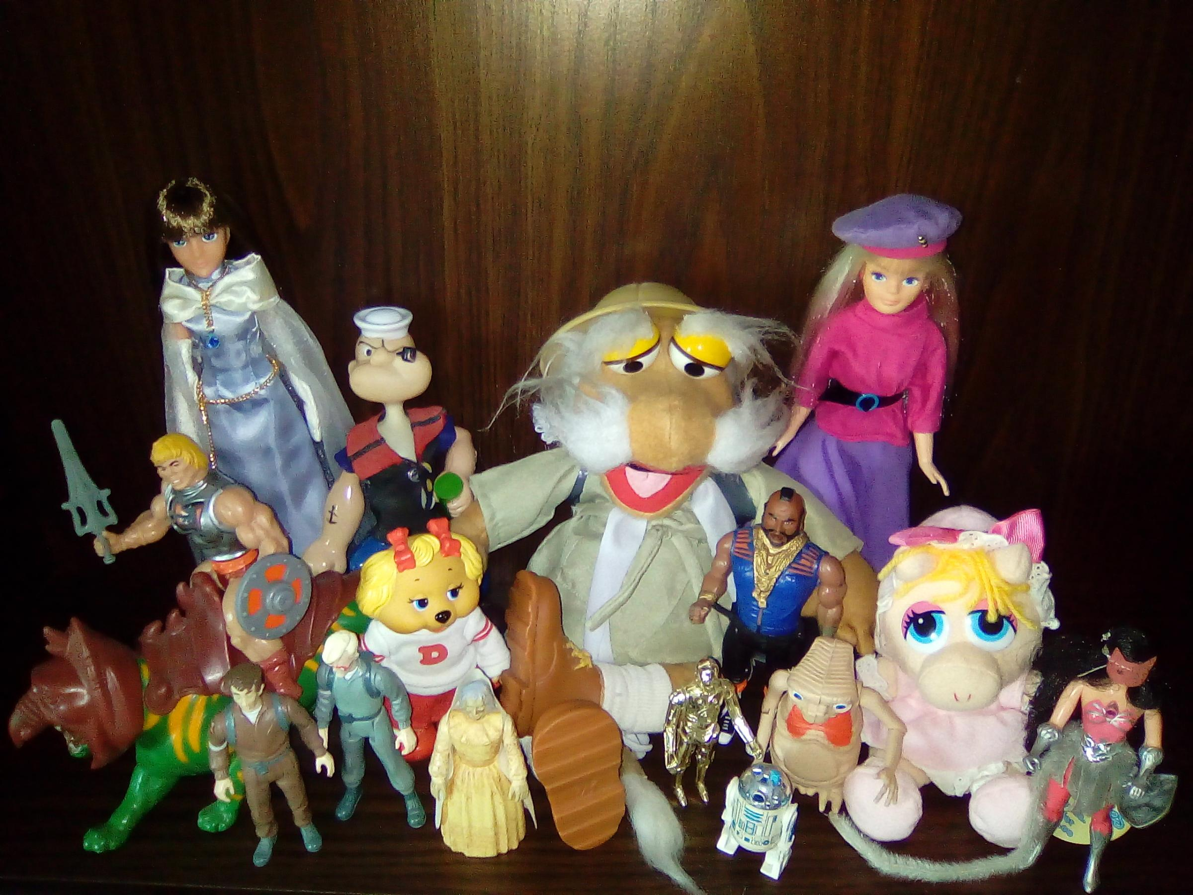 The 80s Toybox for 30 Somethings