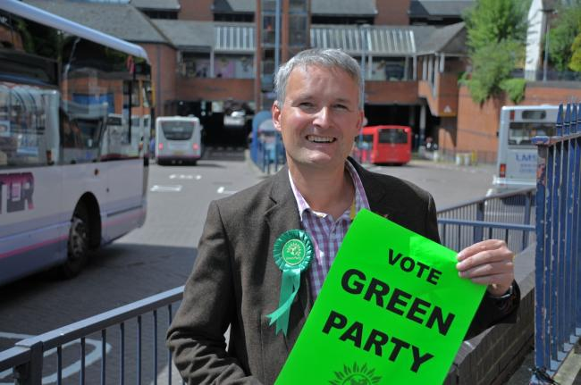 "ELECTION 2019: 'We are the city's third party' - Green Party city candidate says they are ""only party"" able to challenge Labour and Tories"